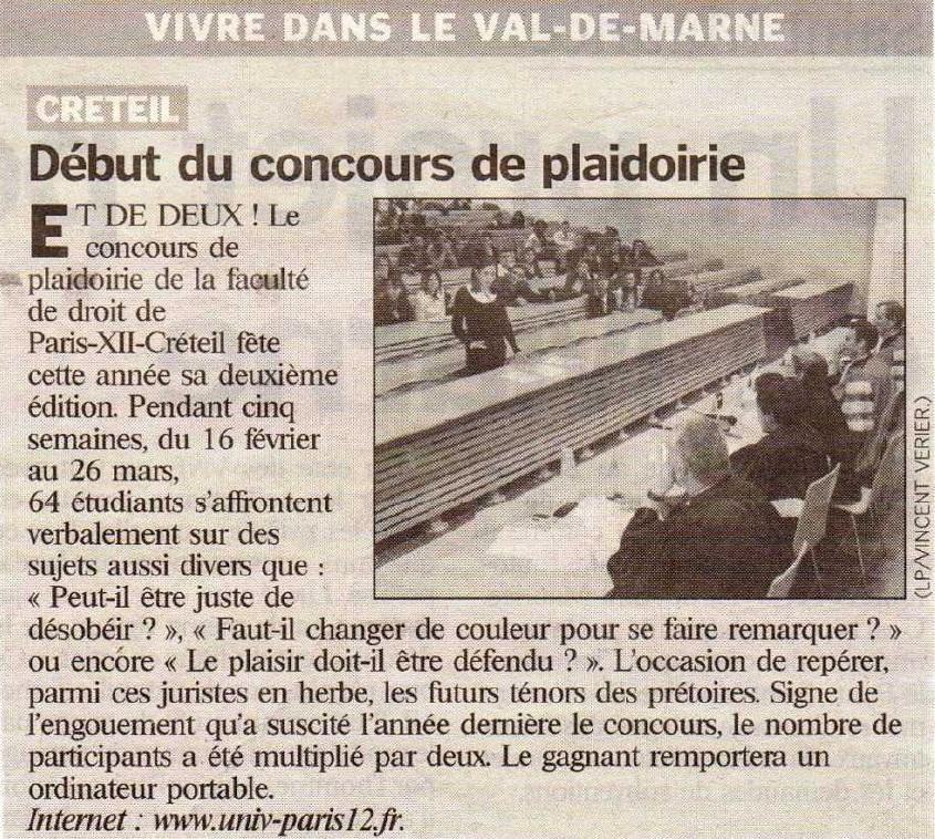 article-du-parisien-16-fevrier-2009-image